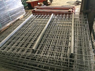 New 42x58 Wire Mesh Decking Waterfall Wire Deck 38 14 Chan