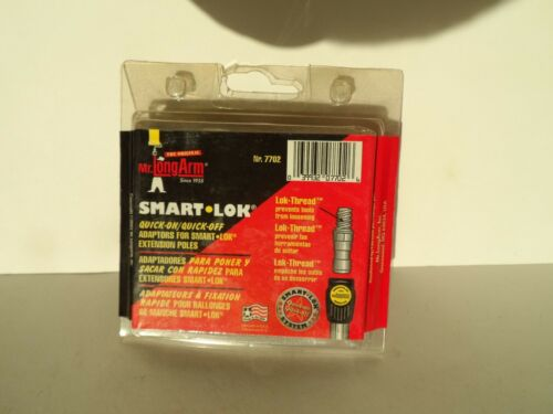 Mr. LongArm 7702 Smart-Lok Adaptor  3-Pack