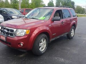 2008 Ford Escape XLT
