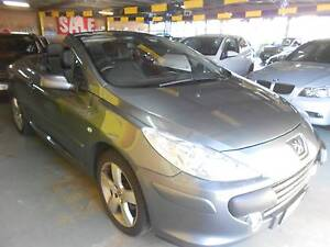 2007 Peugeot 307CC 2 Door Convertible Wangara Wanneroo Area Preview