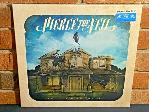 PIERCE THE VEIL - Collide with the Sky, BLACK VINYL LP New & Sealed!