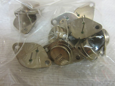 Sgs Thomson Sk9339 Voltage Regulator Lot Of 11
