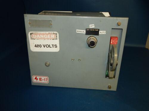 Allen Bradley YUB806316/1AH Motor Control Center MCC Bucket Size 1 YUB8063161AH