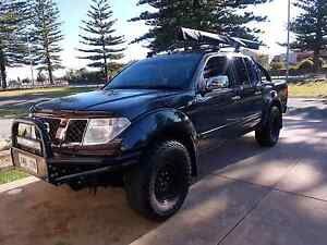 Nissan navara d40 stx Outer Harbor Port Adelaide Area Preview