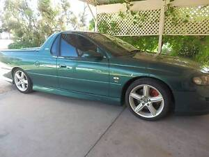 2002 HSV VU II MALOO UTE 6SP MANUAL $$ DROP NEED GONE Gawler Gawler Area Preview