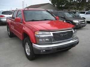 2009 GMC Canyon SLE 4X4 RUNS AND DRIVES