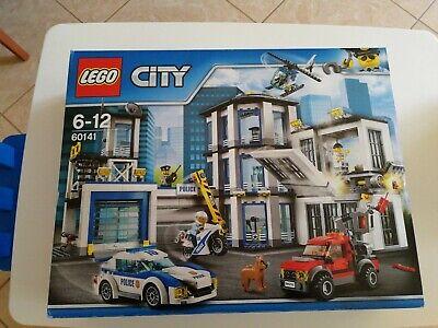 LEGO City Stazione di Polizia 60141 NUOVO