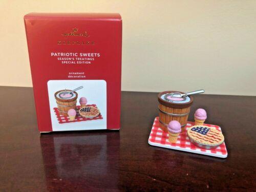 2020 Hallmark Ornament Patriotic Sweets Season