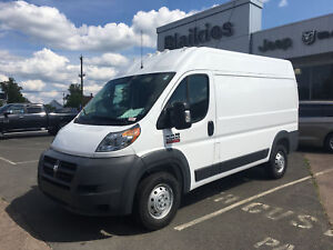 2017 Ram Promaster High Roof 136 in. WB