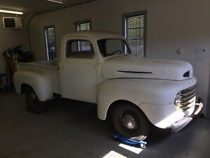 1949 Ford F-47 pick up