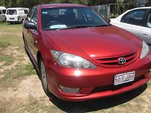 2005 Toyota Camry Sedan Kensington Bundaberg Surrounds Preview
