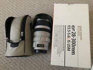Canon 28-300mm L Series Lens