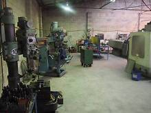 Fully Equipped Machine Shop for Lease Thebarton West Torrens Area Preview