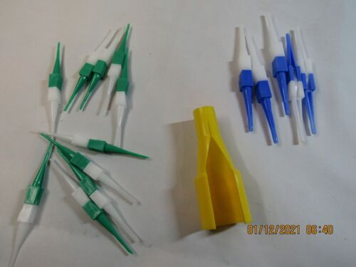 16 Pcs. Connector Pin Insertion - Extraction Tools 4 Different Sizes