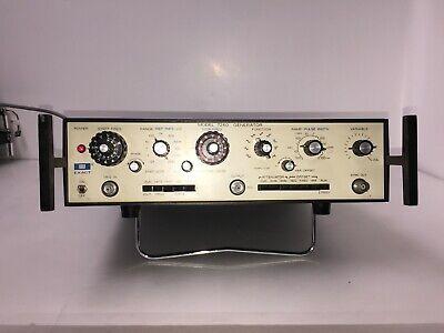 Exact Electronics Inc. 7260 Generator - Sold As Is