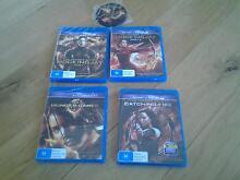hunger games new blue ray dvds Springwood Logan Area Preview