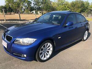 MY09 BMW 320i EXECUTIVE SDN AUTOMATIC Brookwater Ipswich City Preview