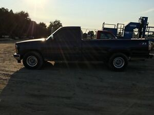 1990 Chevy Silverado 2wd V8