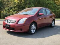 2011 Nissan Sentra for sale certified
