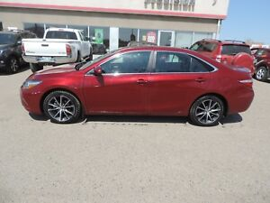 2015 Toyota Camry XSE Accident Free!! Local Trade,Leather Hea...