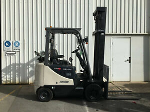 Crown CG20 CG Series Std Forklift Wingfield Port Adelaide Area Preview