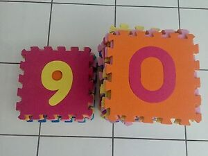 Kids Alphabet & Number Play Mat Carseldine Brisbane North East Preview