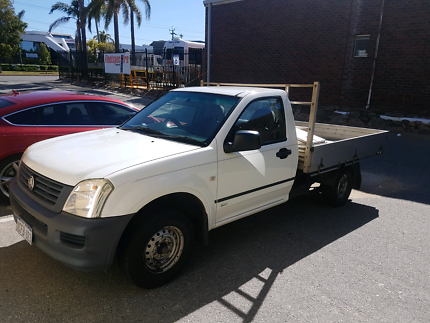 Selling 2006 holden rodeo $3500 negotiable