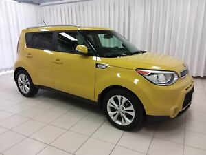 2015 Kia Soul EX+ GDI 5DR HATCH.  HIGH TRIM PACKAGE AT A GREAT P