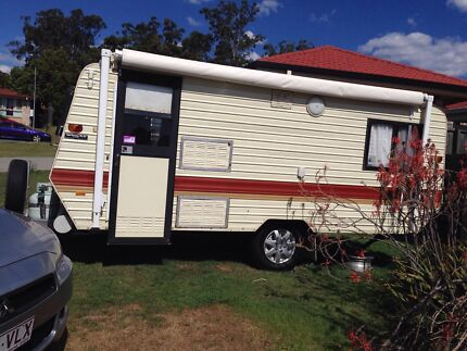 1985 jayco pop top caravan  Bellbird Park Ipswich City Preview