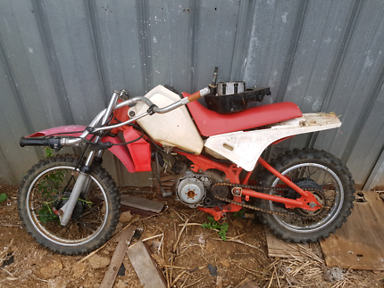 Yamaha pw 80 selling parts Murray Bridge Murray Bridge Area Preview
