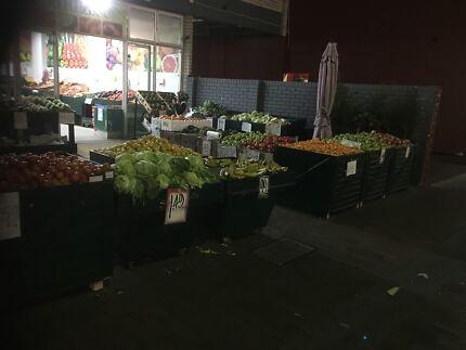 Fresh Fruit Shop Business for Sale