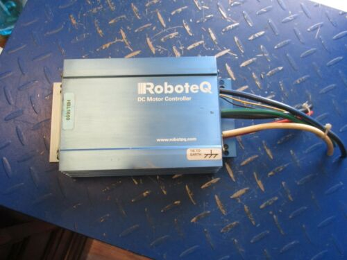ROBOTEQ HBL1650 DC MOTOR CONTROLLER #6241046T USED