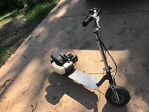 49cc Motorised Scooter Wallacia Liverpool Area Preview