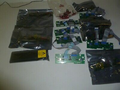 Large Lot Of Oem Motorola Centracom Console Replacement Parts Boards Mbgn6029d