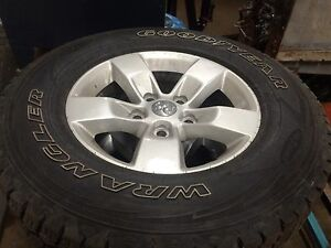 2015 ram rims and tires