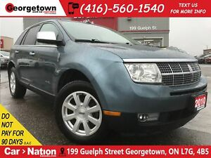 2010 Lincoln MKX AWD | HEATED AND COOLED SEATS | BACK UP CAM | A