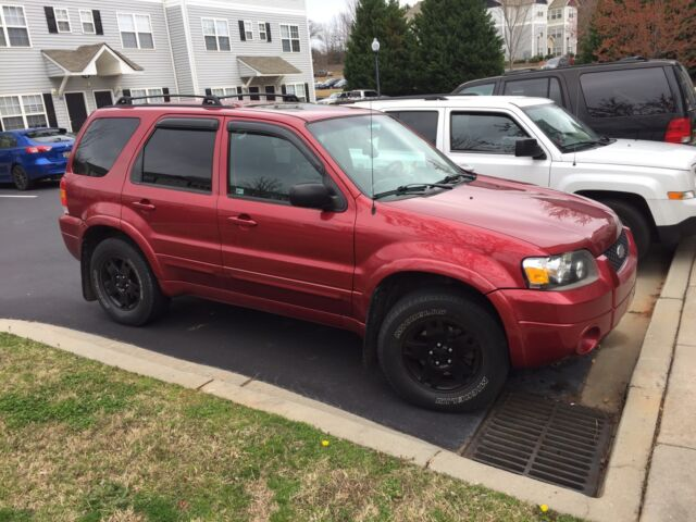 2005 Ford Escape limited edition