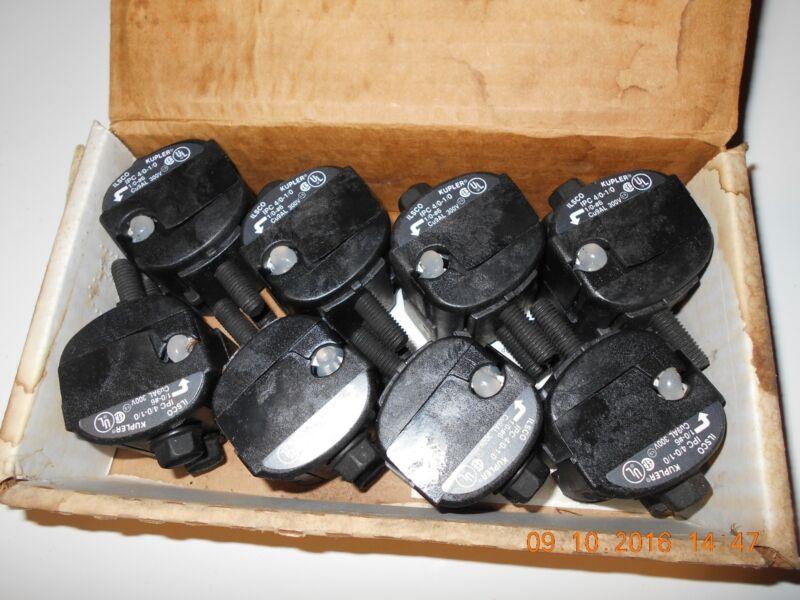 ILSCO Insulation Piercing Connectors