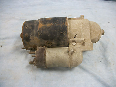 1998516 Starter Chevy,Potiac, GM Dated 5-A-9