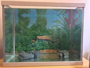 Fish tank with freebies going for cheapest price Cabramatta Fairfield Area Preview