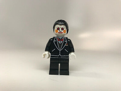 Custom Print figure movie style Billy the Puppet from saw horror - Puppet From Saw