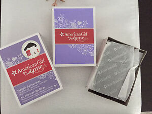 BNIB American Girl Truly Me Holiday Accessories Pack Cambridge Kitchener Area image 3