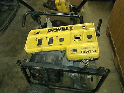 Used 285803-64 Protector For Dg4300 Dewalt Generator - Picture Is Of Entire Tool