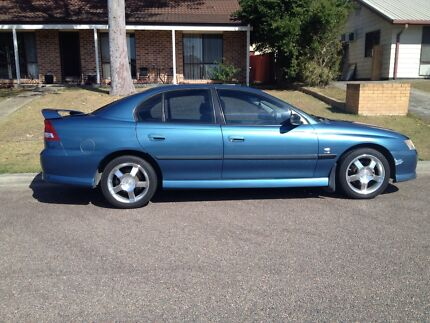 Holden Commodore VY Metford Maitland Area Preview