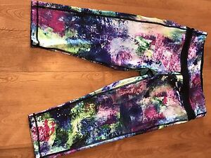 Workout capris, size small - never worn