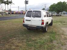1992 Toyota LandCruiser Wagon vs RWC Bungalow Cairns City Preview