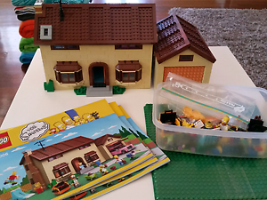 Simpsons Lego House Redcliffe Belmont Area Preview