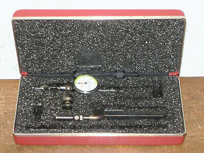 Starrett Last Word Dial Indicator No 711 W Case