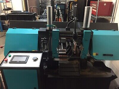 Cnc Band Saw Machine Horizontal
