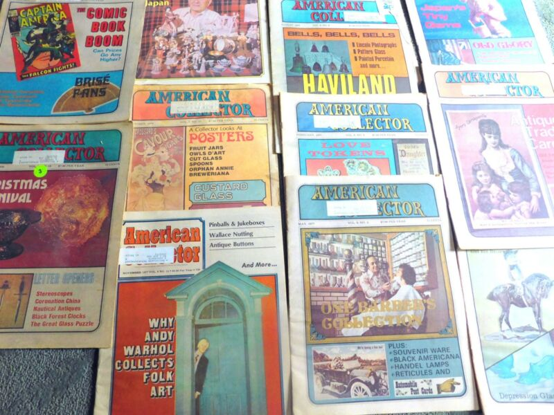 LOT of 12 1970